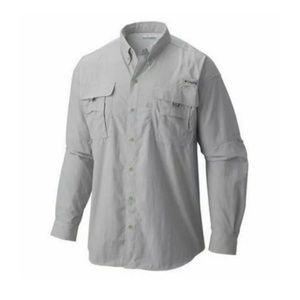 Columbia Men PFG Bahama II Vented Fishing Shirt XL